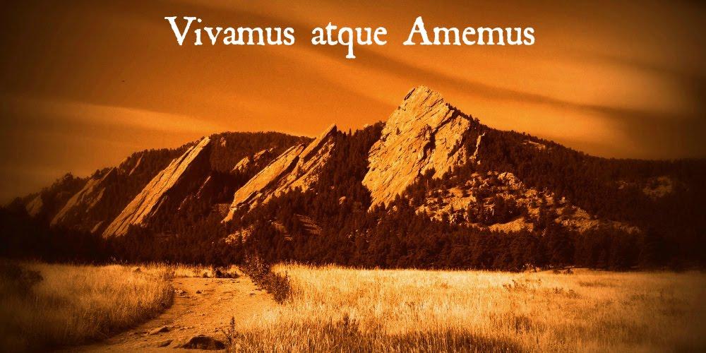 Vivamus atque Amemus