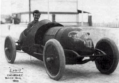 Louis Chevrolet 1910