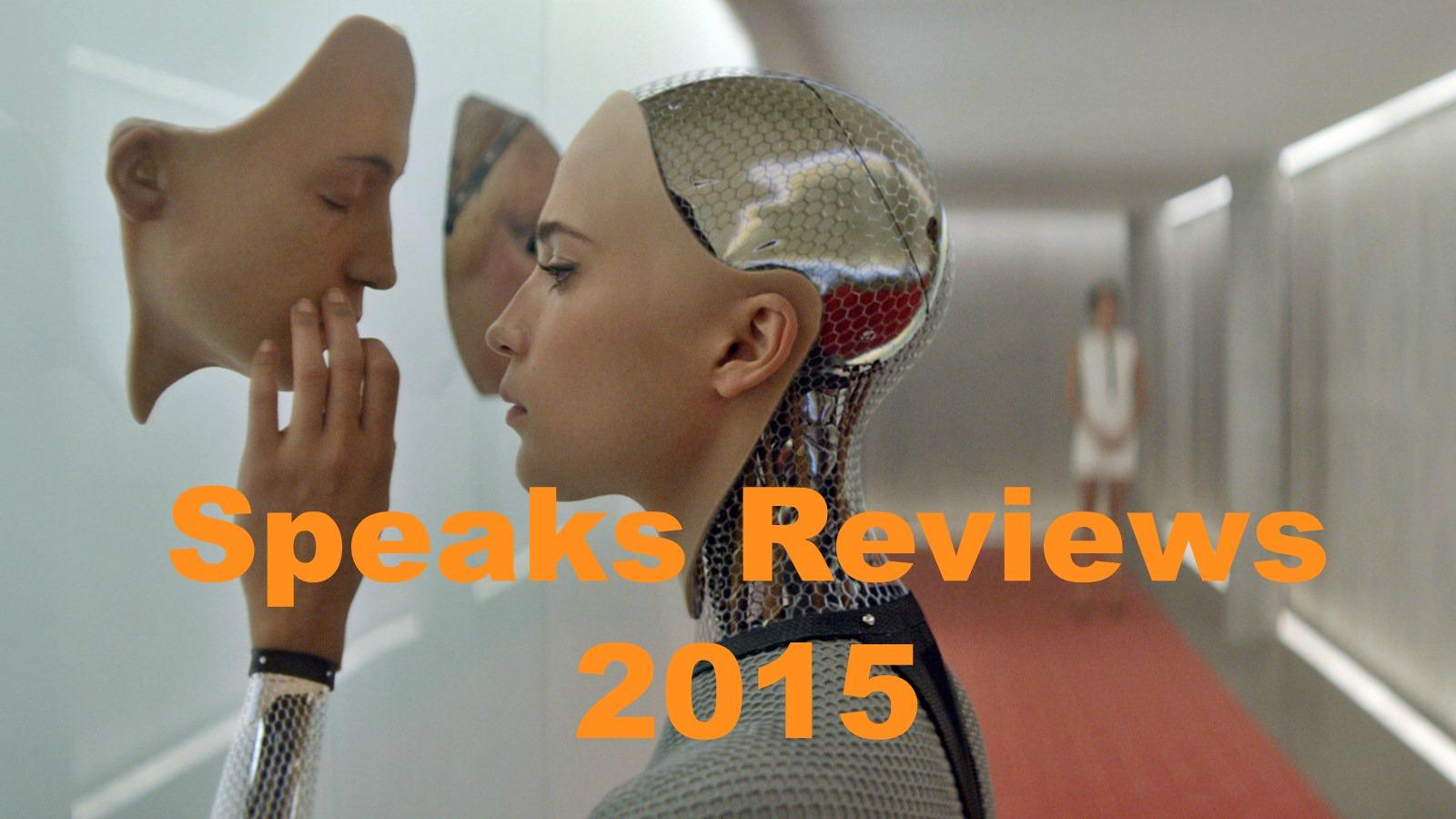 2015 Movie Reviews