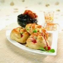 Resep Cara Membuat Roti Gulung Fruit Mix