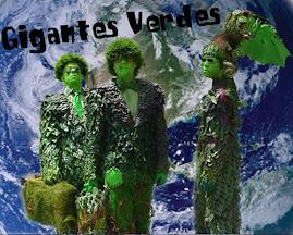 GIGANTES VERDES