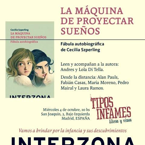 el 4 de octubre en Madrid