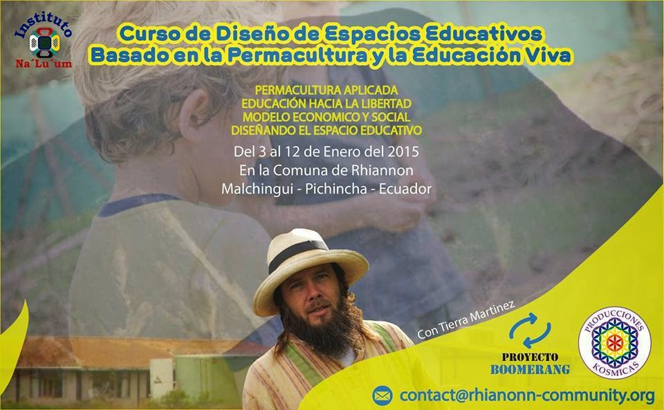 Curso de Diseño de Espacios Educativos