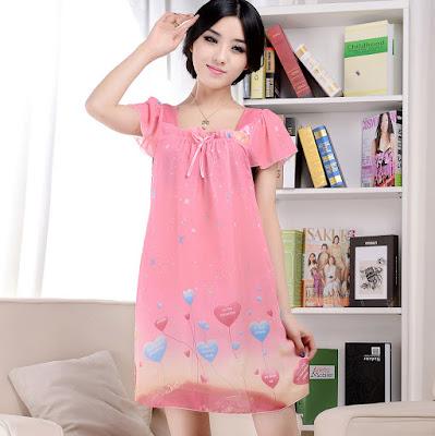 Contoh Baju Tidur Import Korea Murah Grosir