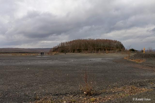 Saarland - Bergehalde Lydia - Haldenrundweg Saarkohlenwald