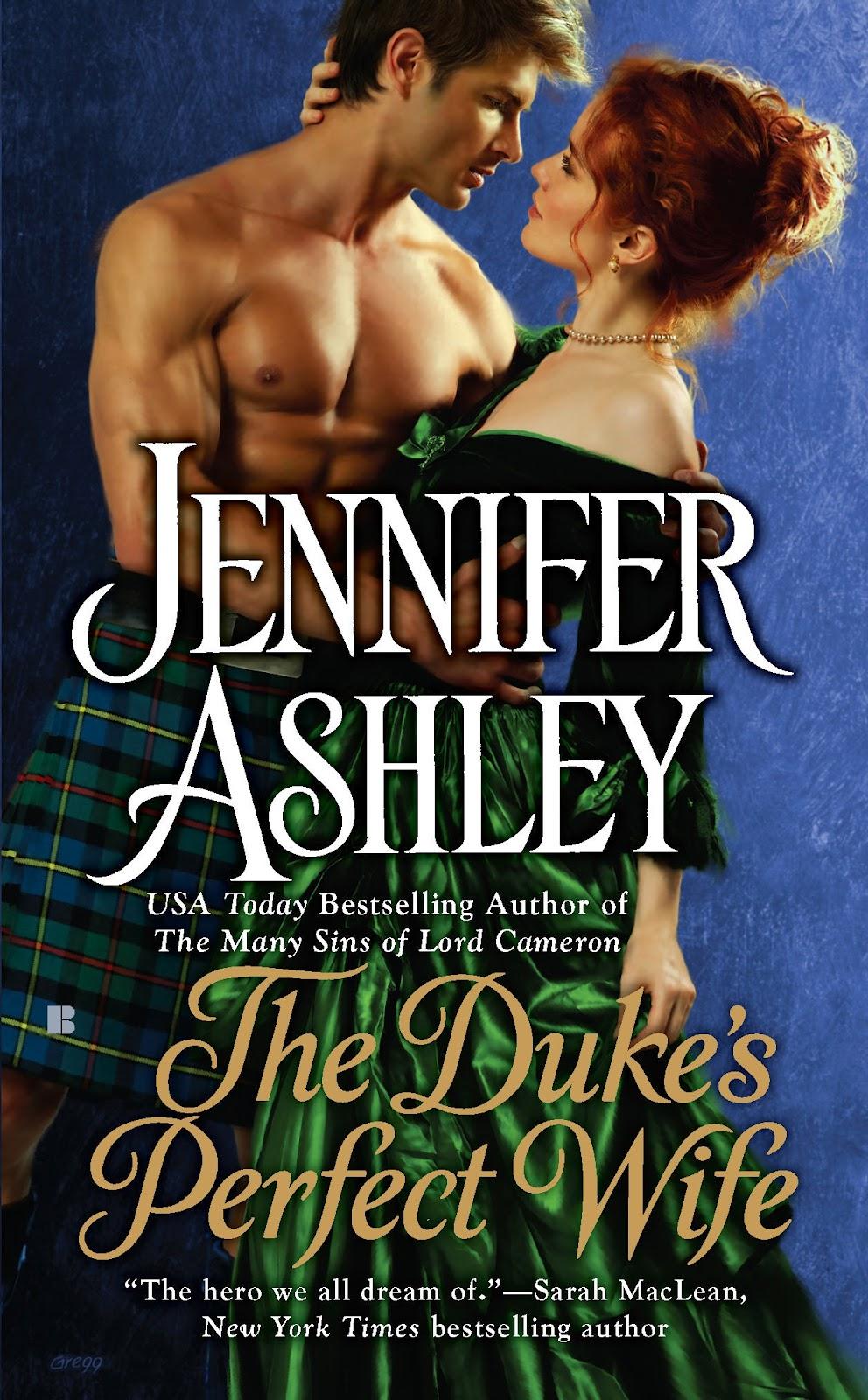 The Dukes Perfect Wife Highland Pleasures 4 By Jennifer Ashley