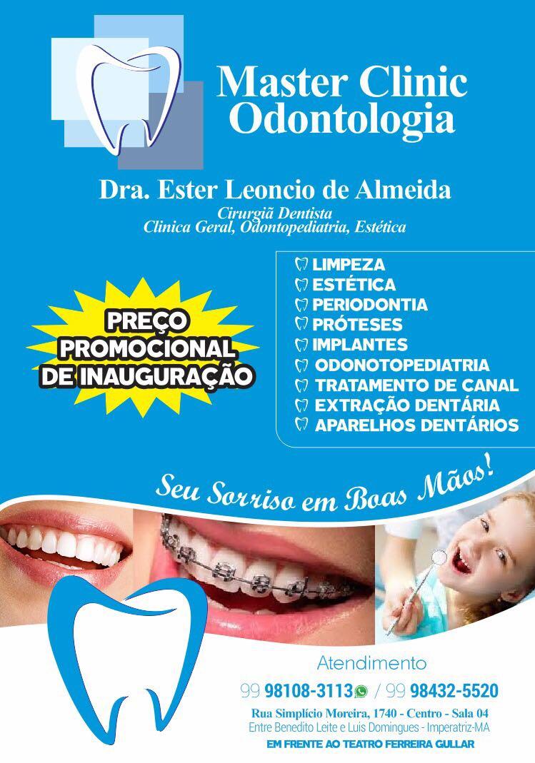 Master Clinic Odontologia