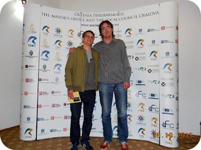Oleg Sergeev si Martin Peschik