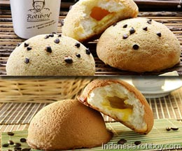 resep membuat roti boy dengan toping lezat dan khas