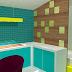 Projeto de interiores: Quarto ateliê