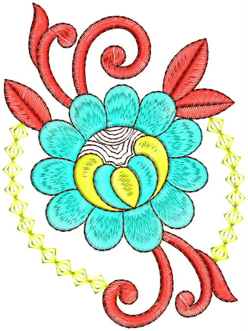 Embdesigntube new embroidery designs butta