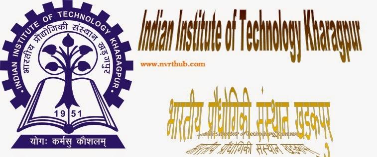 IITKGP indian institute of kharagpur jobs 2014
