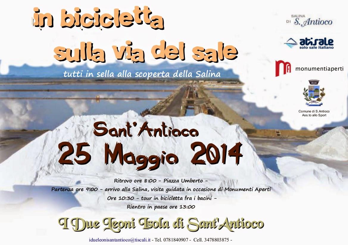 """Foto """"In Bicicletta sulla Via del Sale"""""""