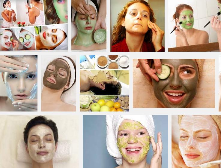 Tipos de mascarillas para el rostro