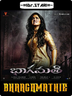 Bhaagamathie (2018) Hindi Dual Audio UnCut HDRip | 720p | 480p | Watch Online and Download