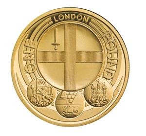 badge of London