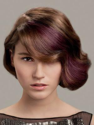 Haarfarbe Trends 2012