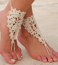 Barefoot Sandals Sandles Jewelry Foot