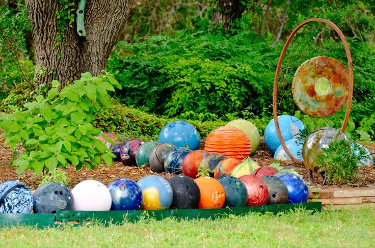 Mid2Mod Modern landscaping Garden orbs