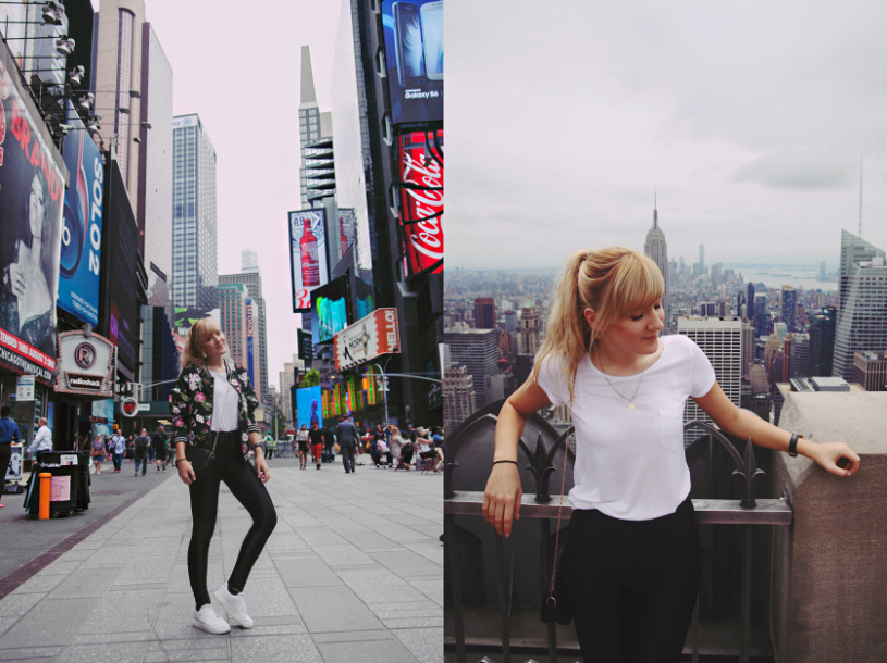 trip to new york, outfit