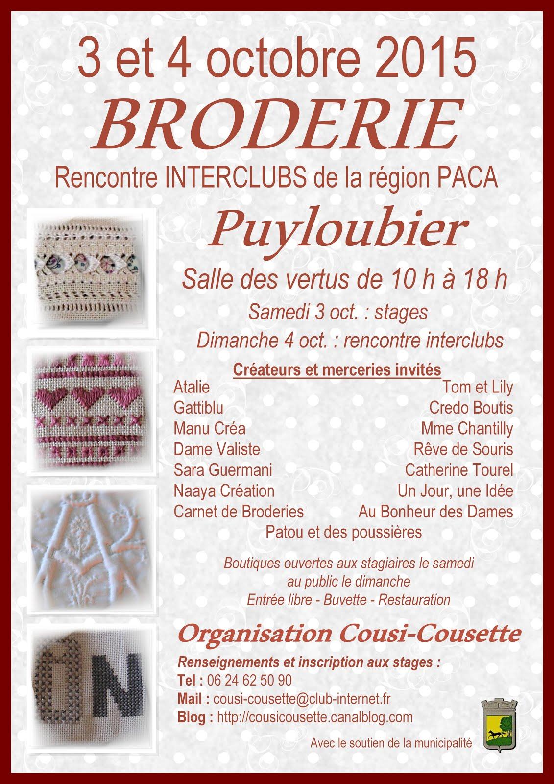 Merci à Cousi-Cousette pour l'invitation!