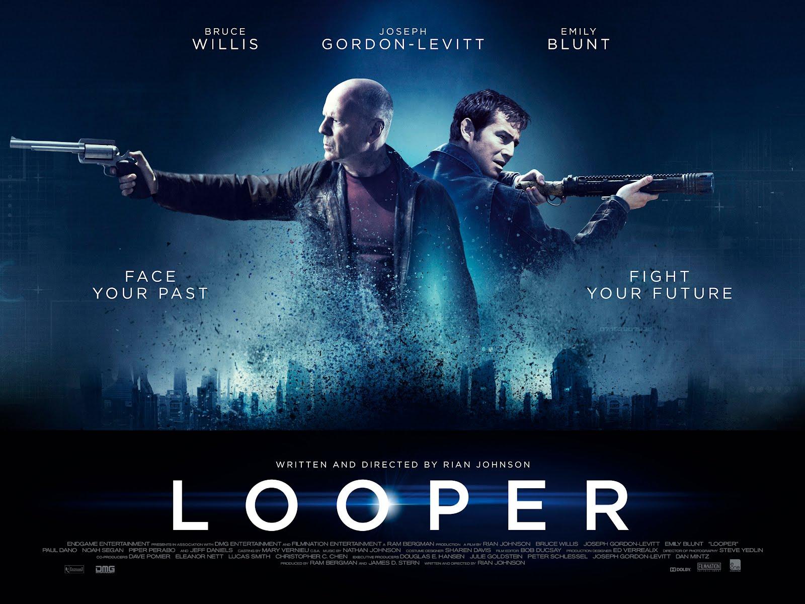 Looper   Teaser Trailer