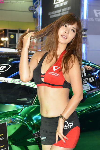 6 Song Jina - Seoul Auto Salon 2012 [Part 2]-Very cute asian girl - girlcute4u.blogspot.com