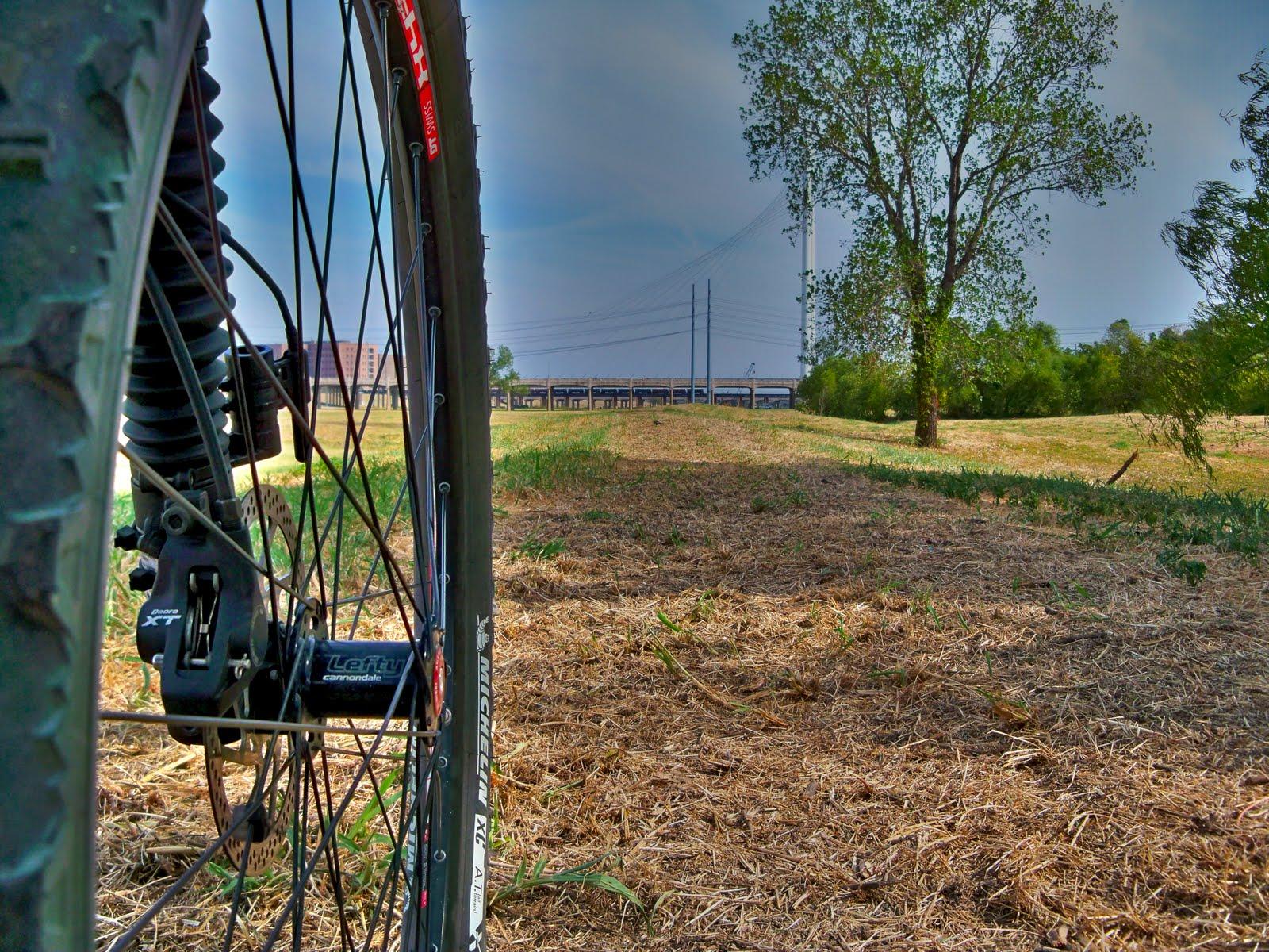 Dallas Trinity Trails Dallas Trinity River Levee Trail And New