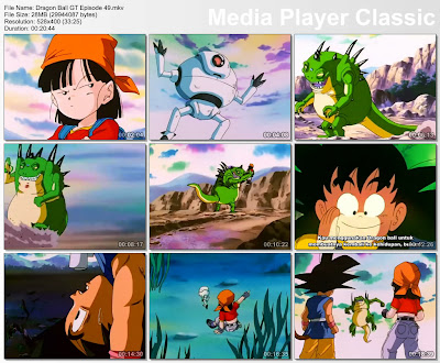 Download Film / Anime Dragon Ball GT Episode 49 Bahasa Indonesia