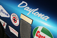 Shelby Cobra Daytona Coupe 50th Anniversary Continuation (2015) Badge Detail