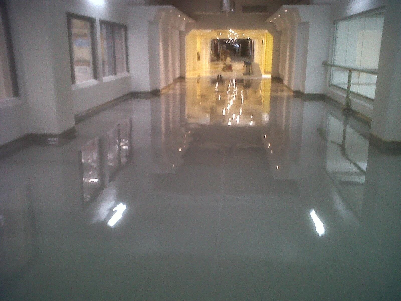 kontraktor epoxy lantai