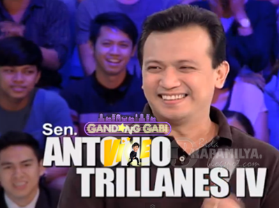 Sen. Antonio Trillanes IV on GGV (March 9)