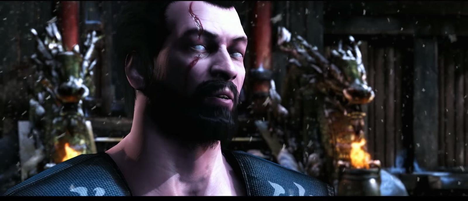 Mortal Kombat X - Trailer della storia