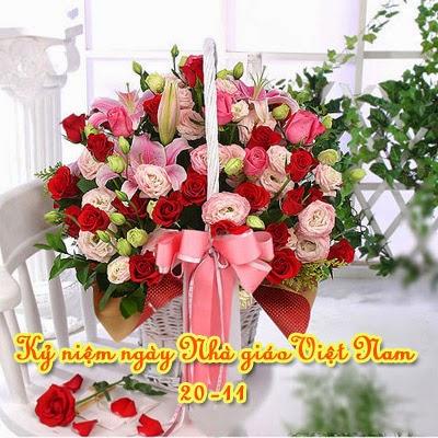 Kỷ niệm ngày nhà giáo Việt Nam 20-11