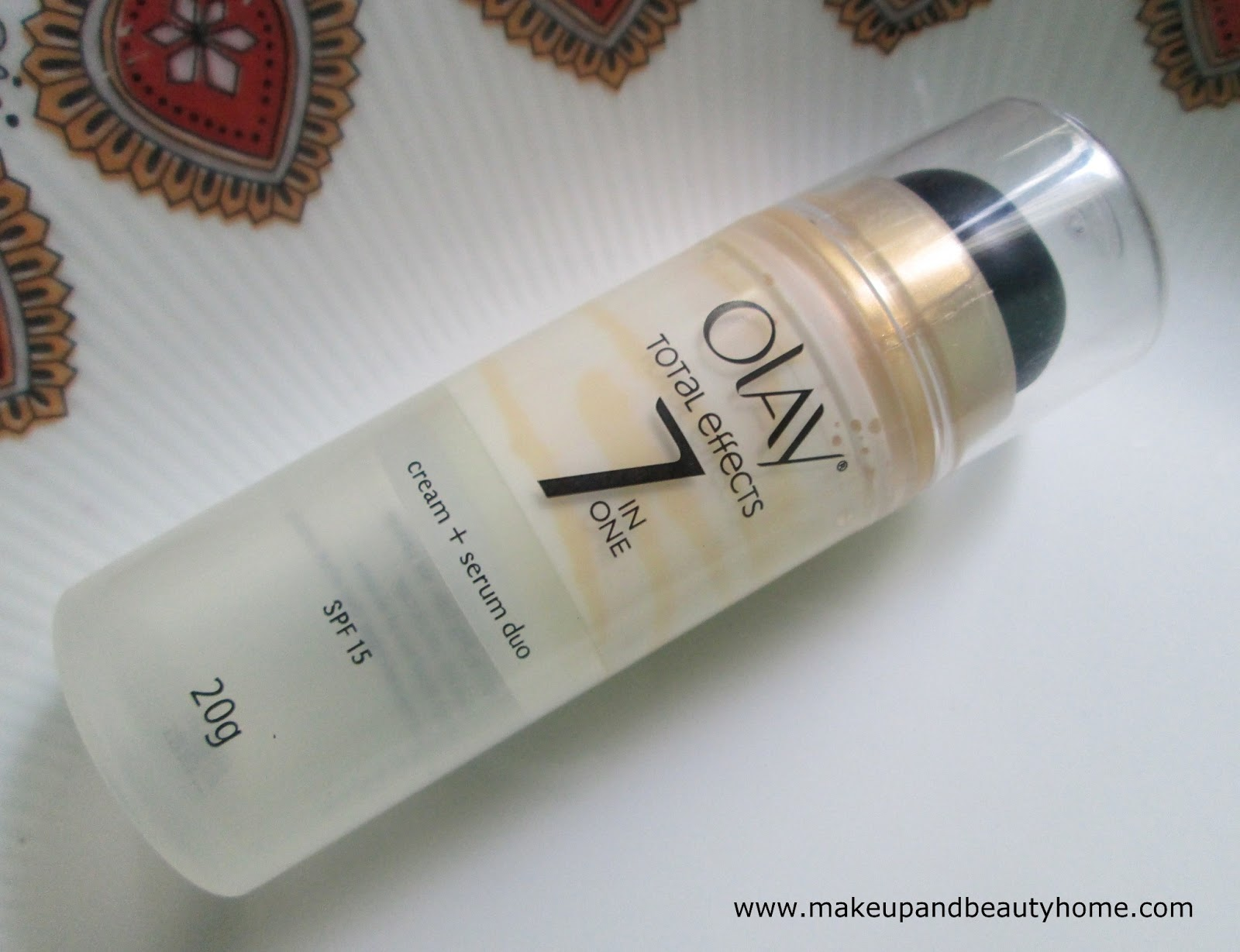 Olay Total Effects 7 In One Cream Serum Duo Review Mabh Blog Anti Ageing Night 50gr