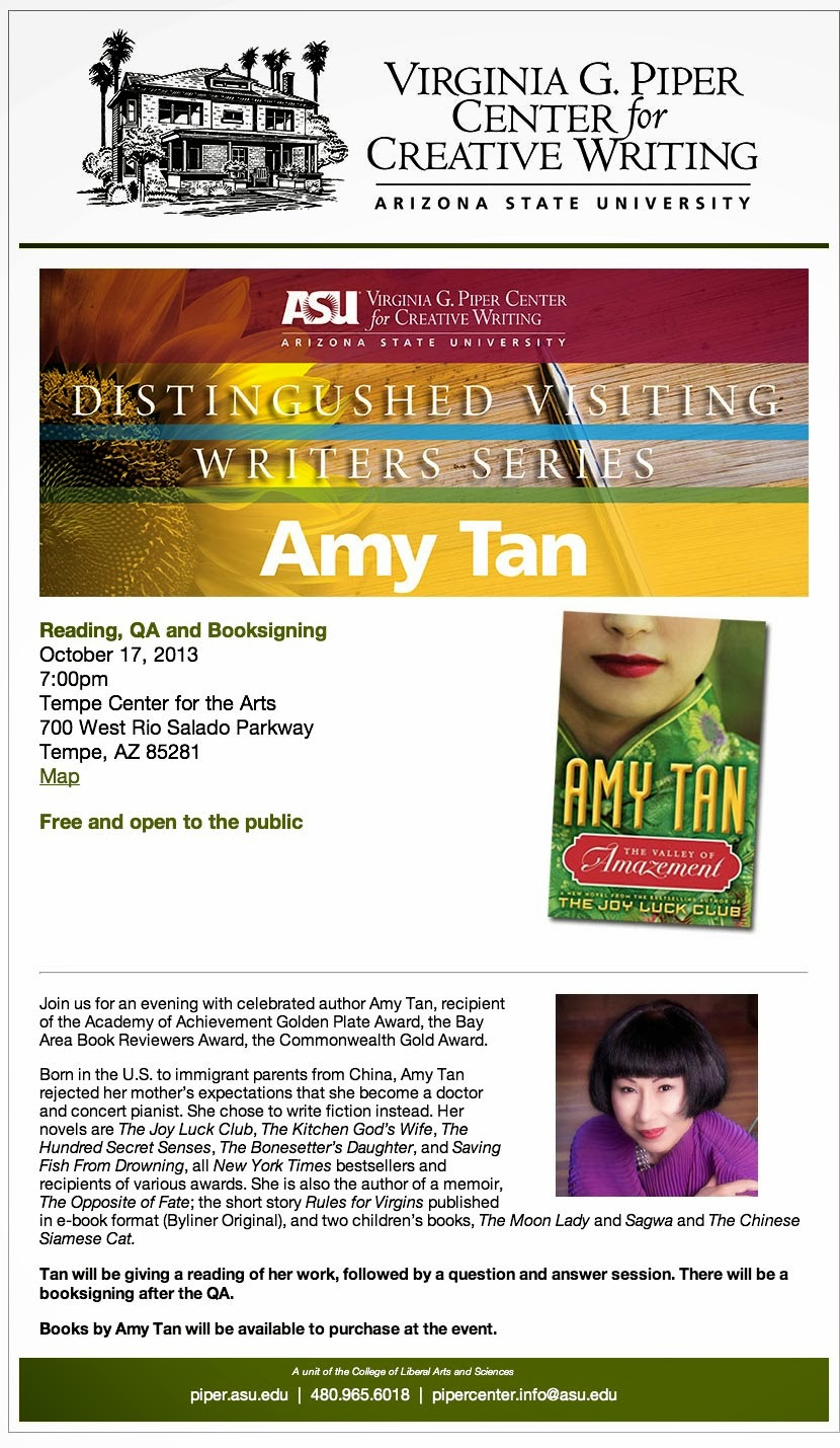 a short review of the hundred secret senses a novel by amy tan In amy tan's novel the hundred secret senses (1995), the world of yin and the  world  who reads and interprets olivia's life against numerous yin characters.