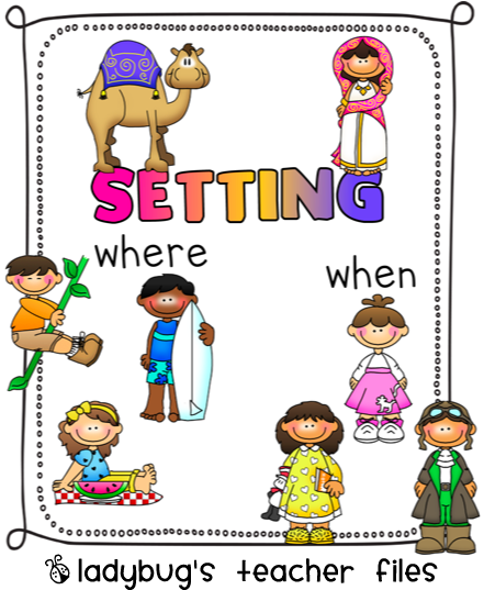Setting Of A Story Clipart : galleryhip.com - The Hippest Galleries!