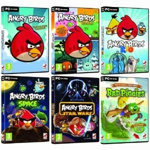 Angry Birds Collection 2014 download