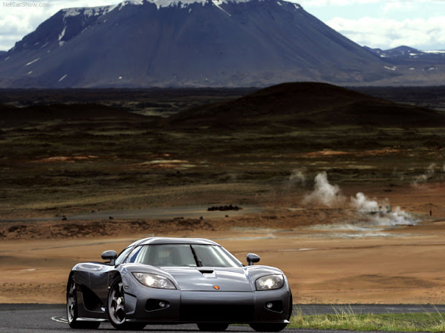 Koenigsegg CCX (2006)