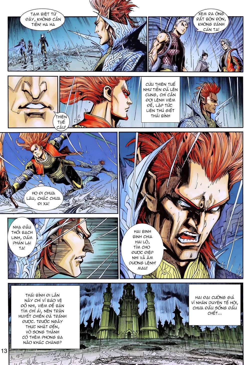 Thần binh huyền kỳ 3 - 3.5 tập 146 - 11