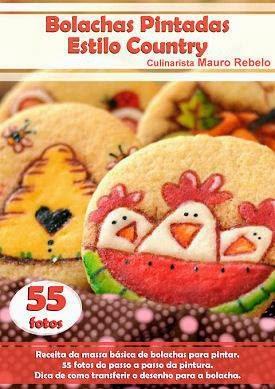 Apostilas - Culinarista Mauro Rebelo