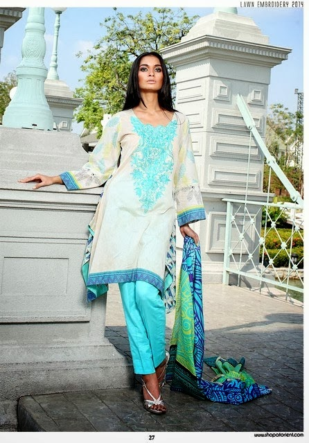 Vol 1 Lawn Collection by Orient
