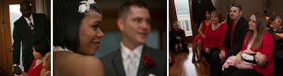 Casey and Courtney's Family - Patricia Stimac, Seattle Wedding Officiant