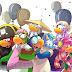 Encontrando Todos os Mascotes do CP no 10º Aniversário!