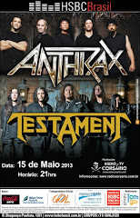 Agenda de Shows 2013