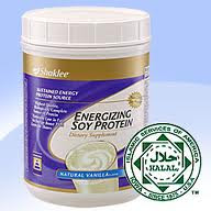 Energising Soy Protein