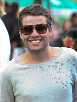 Joe Mcelderry Attending Day 3 Of The Wireless Festival 2012 London 08