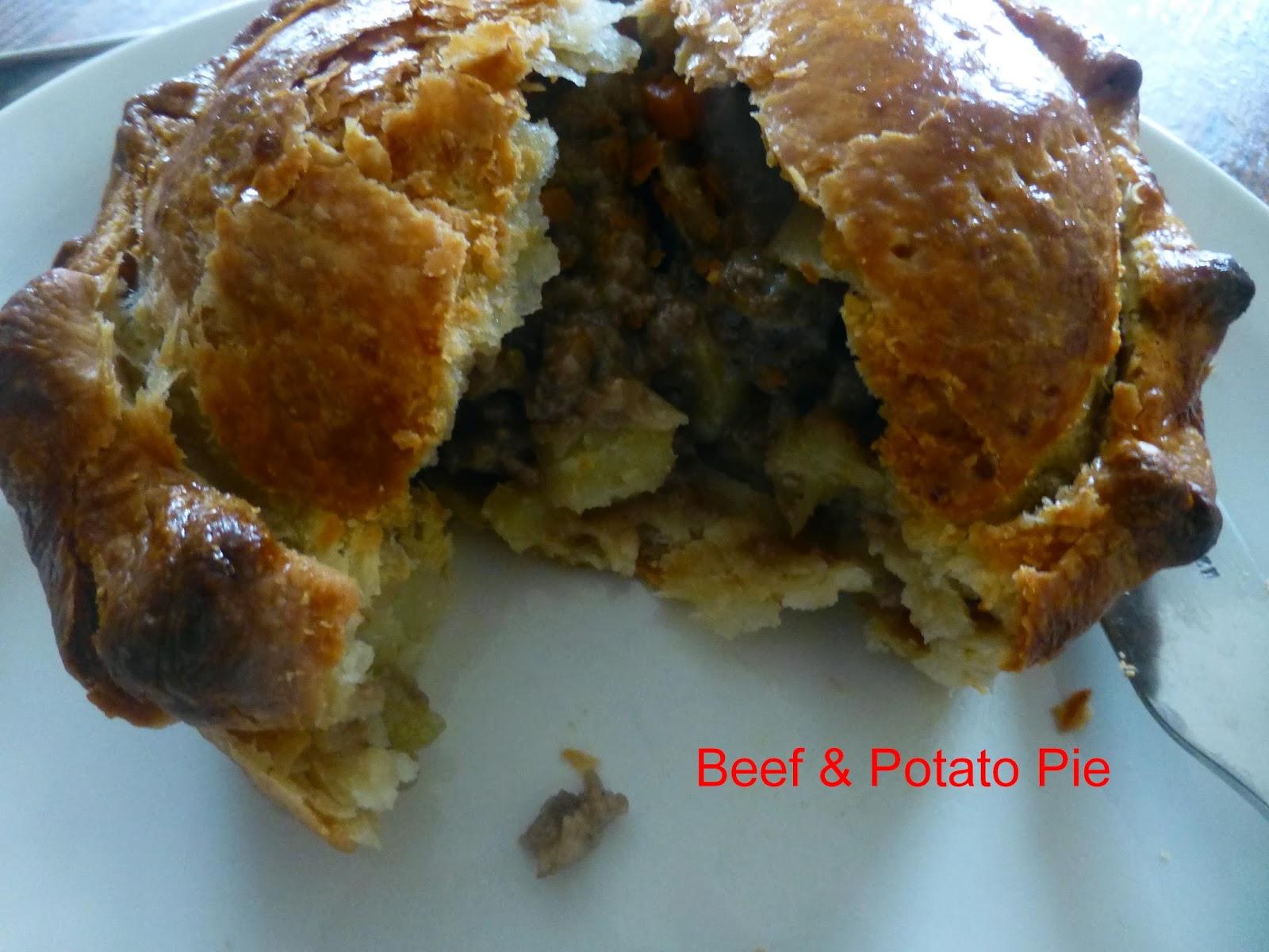 RESTAURANTS AND FOOD: West Cork Pies