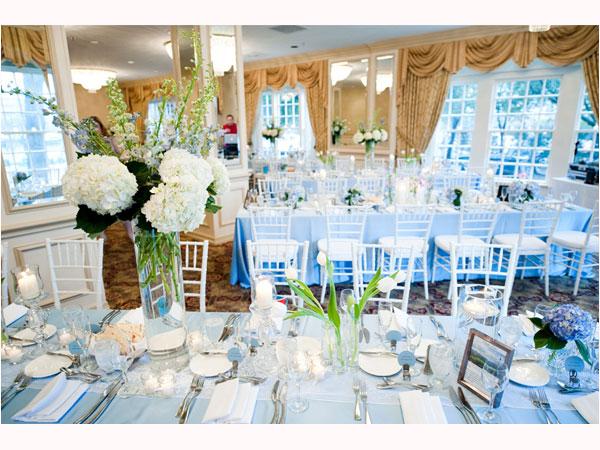 decoracao branca e dourada para casamento : decoracao branca e dourada para casamento:Morena Flor Glamour: Casamento: Decoração com Branco e Azul Tiffany