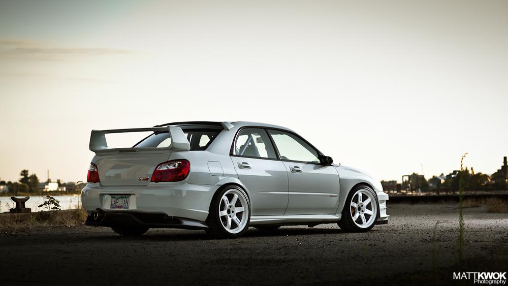 Subaru Impreza II GD